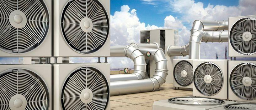 Climatización calefaccion-industrial