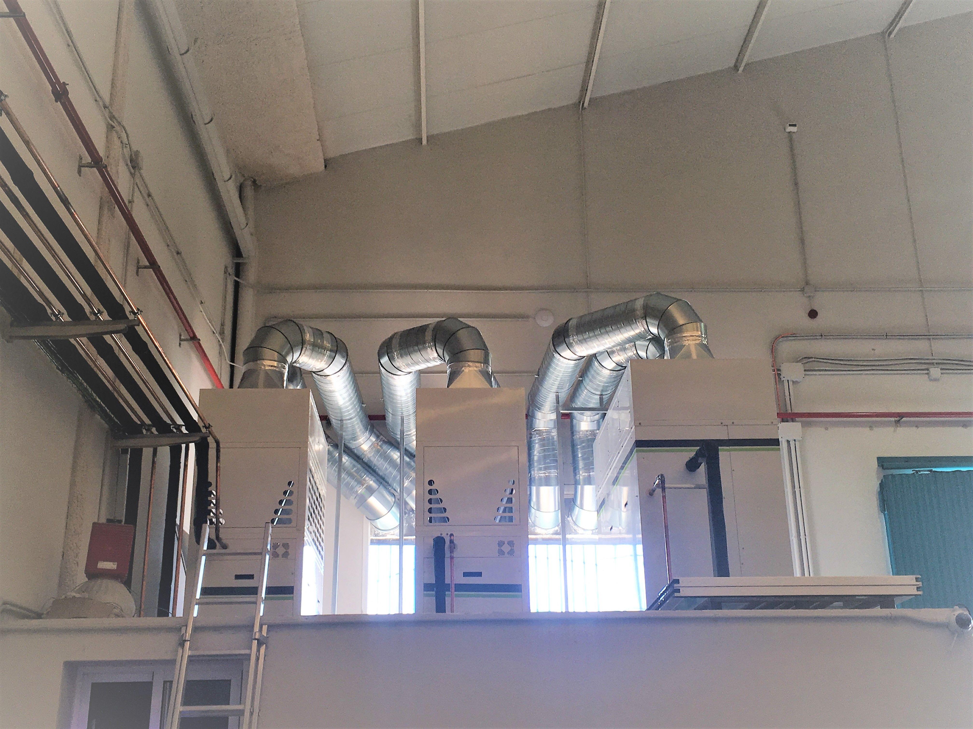 Suministro y colocación de una nueva instalación frigorífica para Nature & Sens S.L. 3