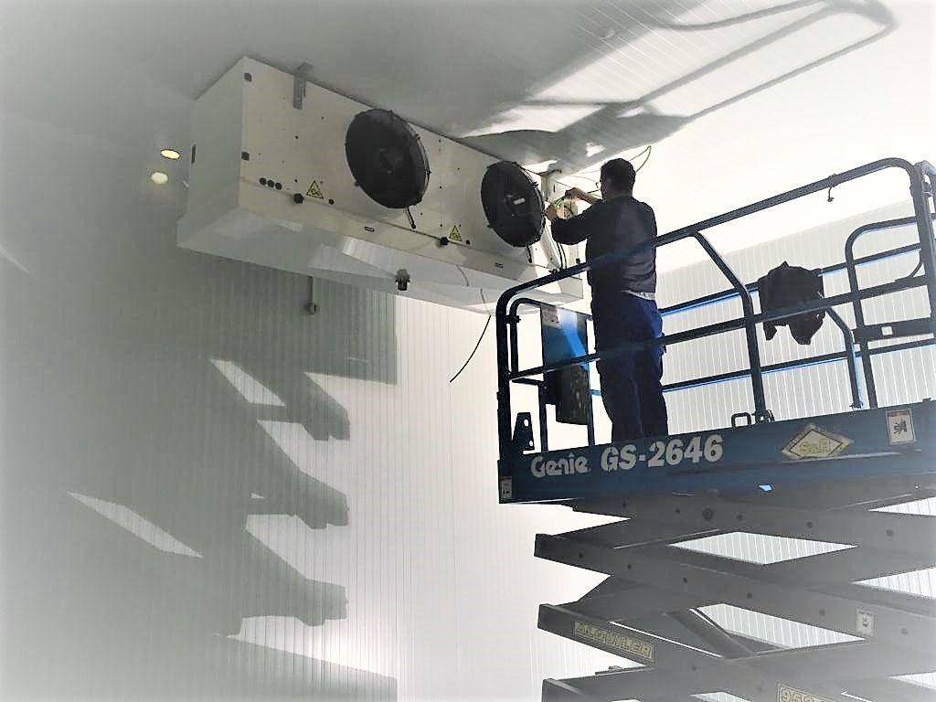 Suministro y colocación de una nueva instalación frigorífica para Nature & Sens S.L. 4