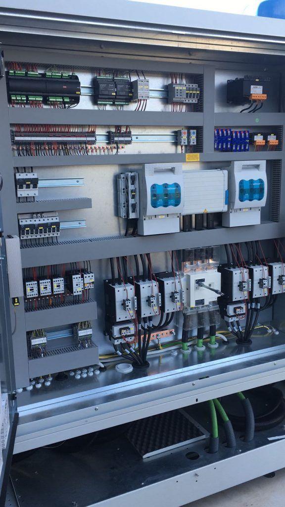 Nuevas instalaciones frigoríficas y climatización para FRUMACO, S.L. Sistema-de-control-2-576x1024