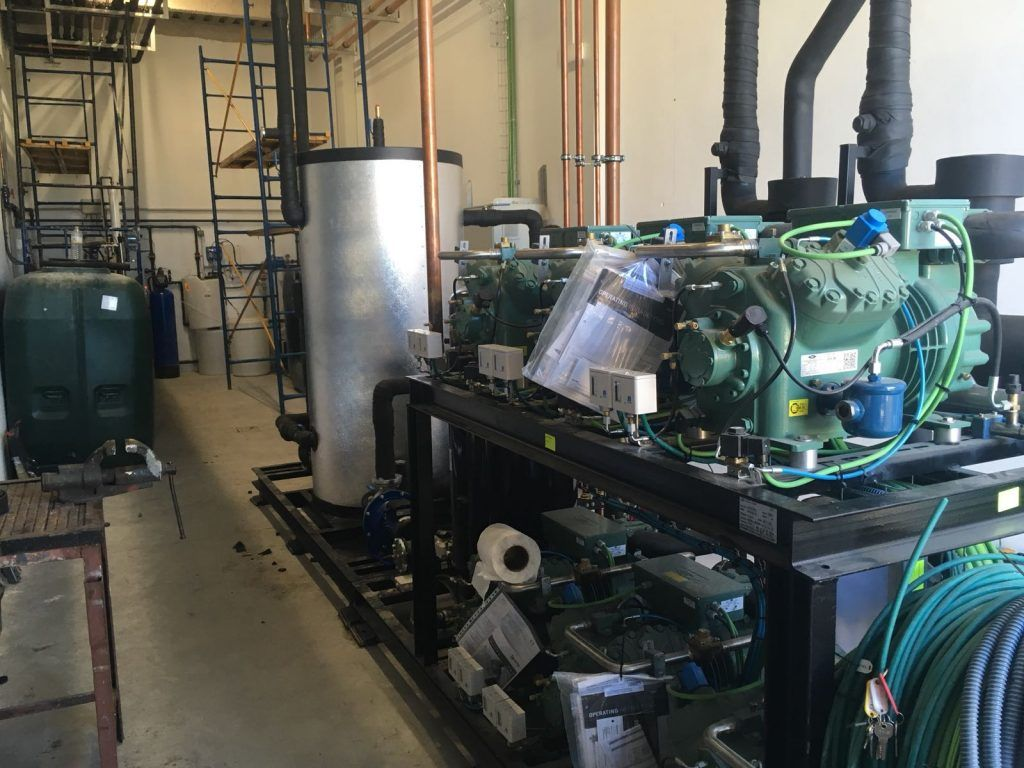 Nuevas instalaciones frigoríficas y climatización para FRUMACO, S.L. WhatsApp-Image-2018-09-04-at-17.03.07-1024x768