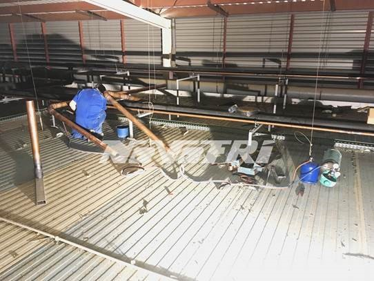 Nueva instalación en la costa tropical malagueña Axarfruit
