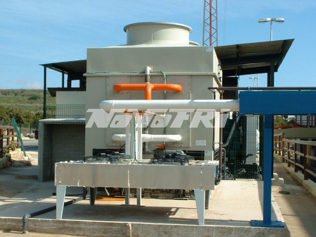Mantenimiento preventivo de torres de refrigeración. 4 claves. novofri-1024x768