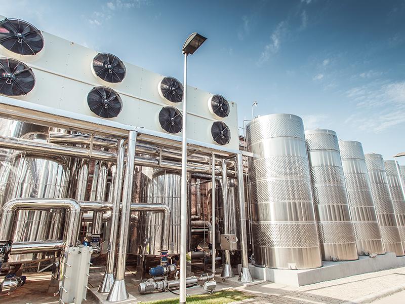 Climatización industrial y coronavirus: ventilar, filtrar y purificar