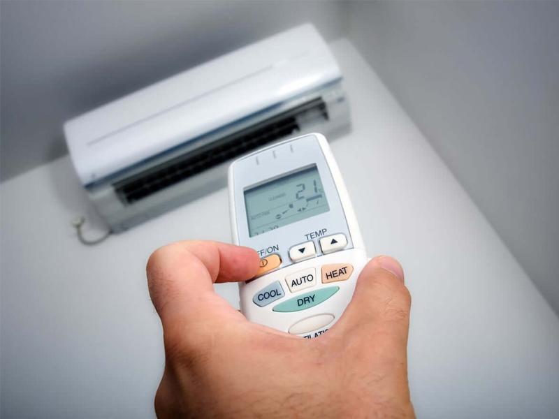 ¿Sabes para qué sirve el modo Dry del aire acondicionado?